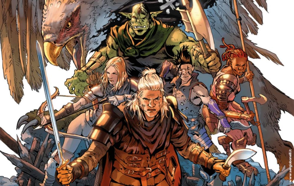 Dragonero: le novità 2021 del fumetto fantasy Bonelli Editore