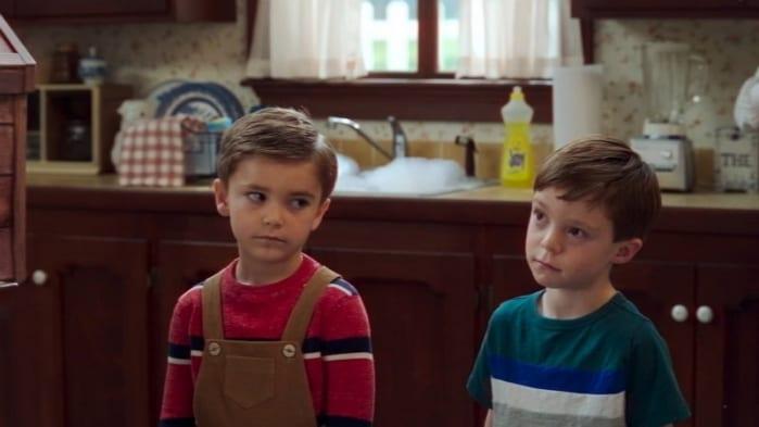 easter egg del quinto episodio di WandaVision - billy e tommy