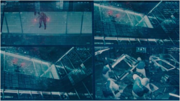 easter egg del quinto episodio di WandaVision - furto di visione