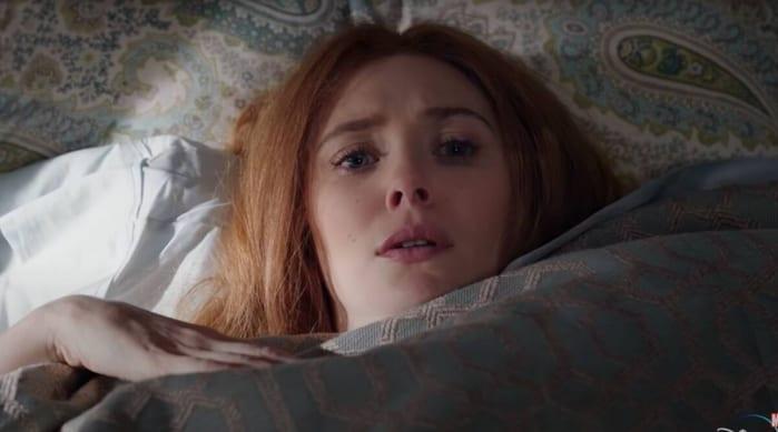 easter egg del settimo episodio di WandaVision - Wanda 2