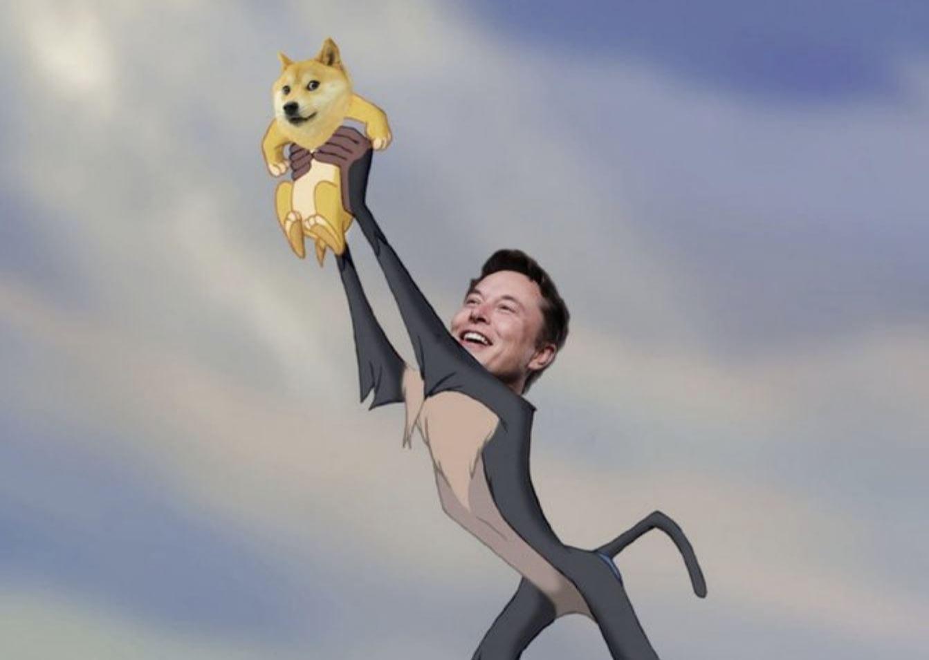 Elon Musk torna a giocare con i Dogecoin, la criptovaluta riprende a crescere