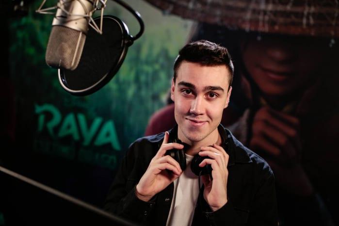 Raya e l'Ultimo drago interviste a Emanuele ferrari
