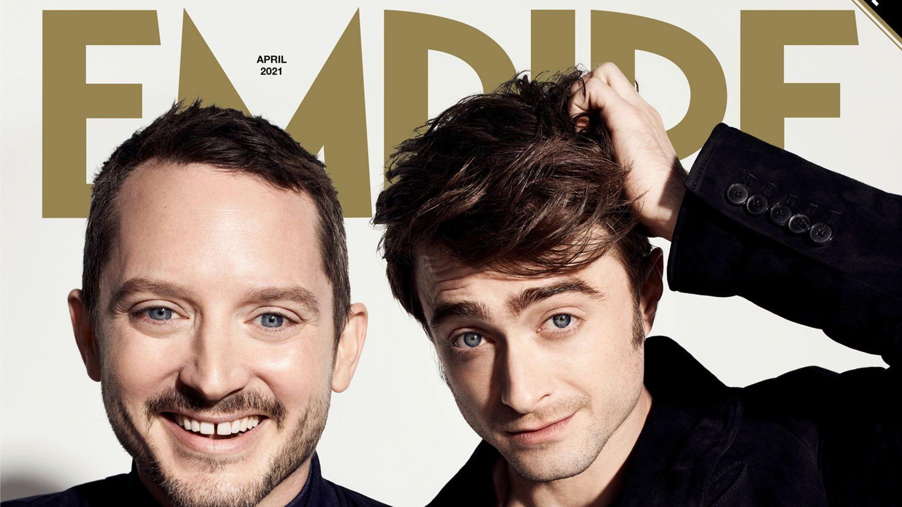 Elijah Wood e Daniel Radcliffe insieme sulla copertina di Empire