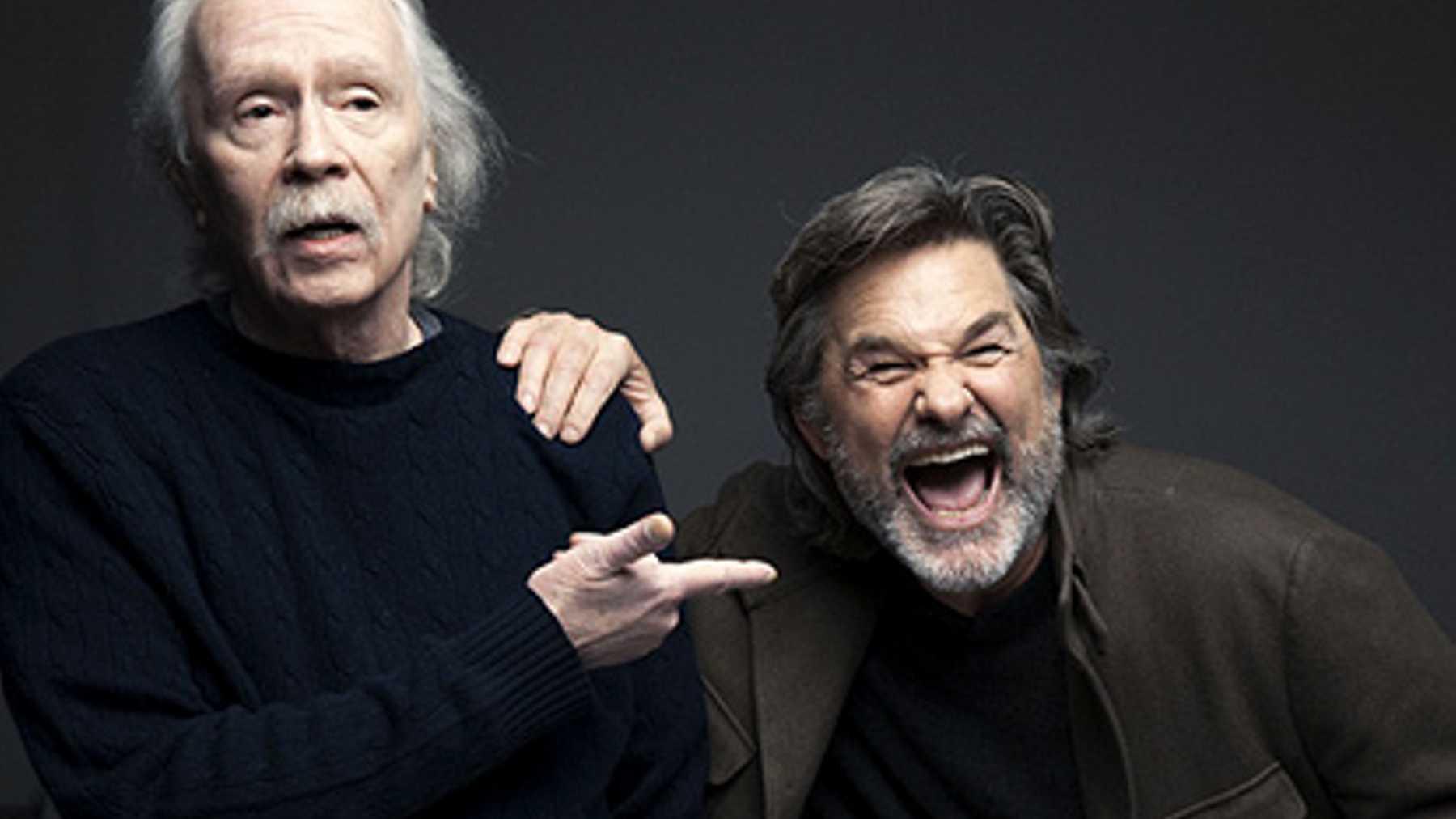 John Carpenter vorrebbe fare un nuovo film con Kurt Russell