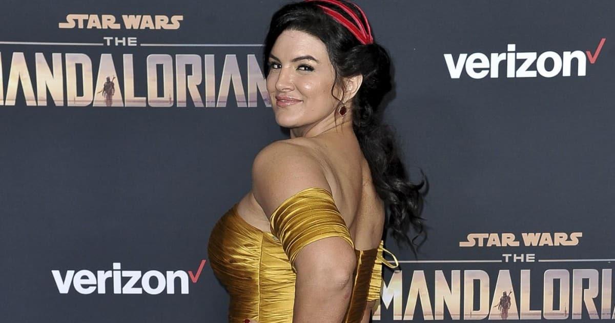 Gina Carano, la risposta dell'attrice al licenziamento da The Mandalorian