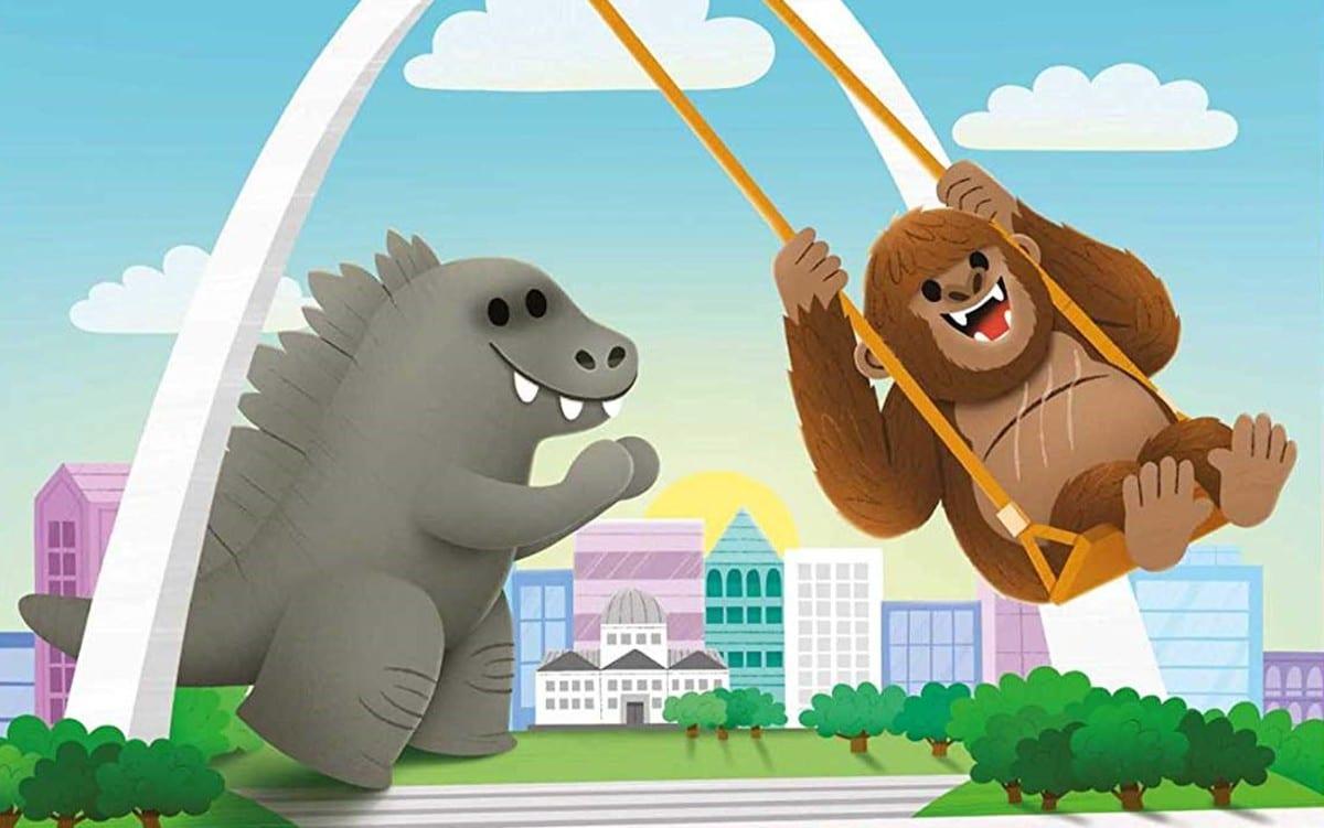 Godzilla vs Kong: in arrivo il libro per bambini con protagonisti i due mostri
