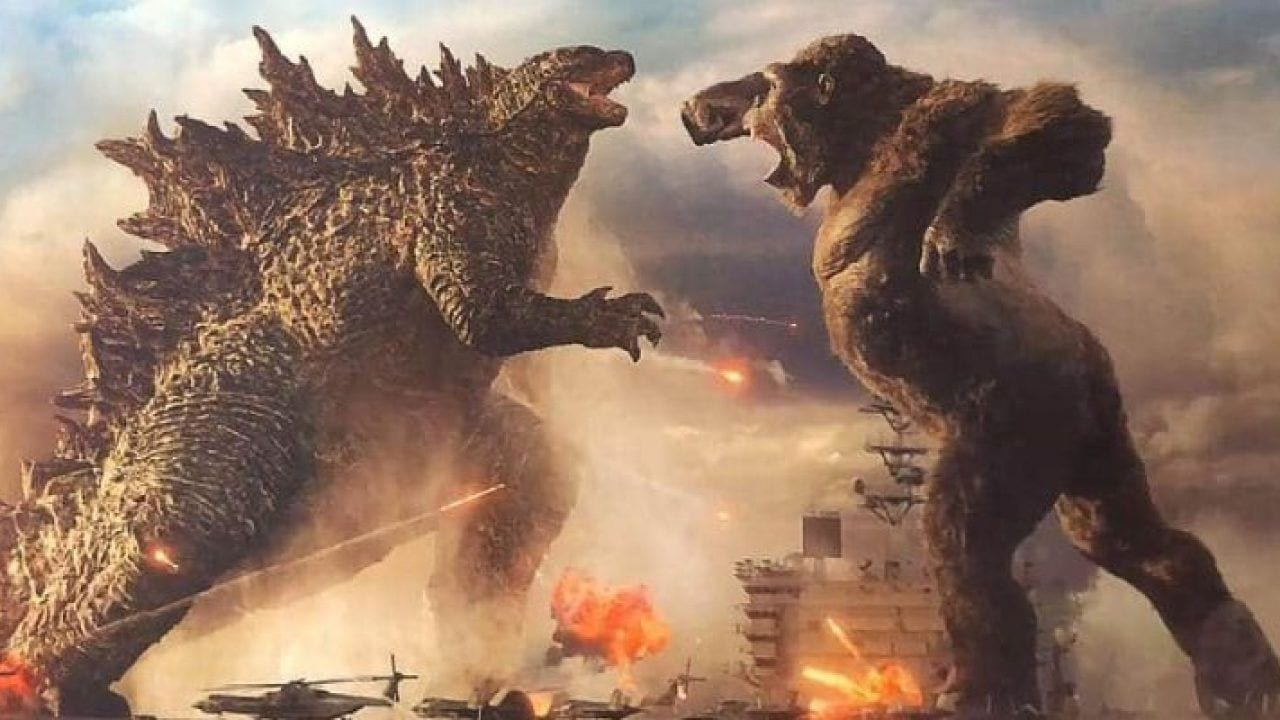 Godzilla vs Kong: nuovo spot TV del monster movie