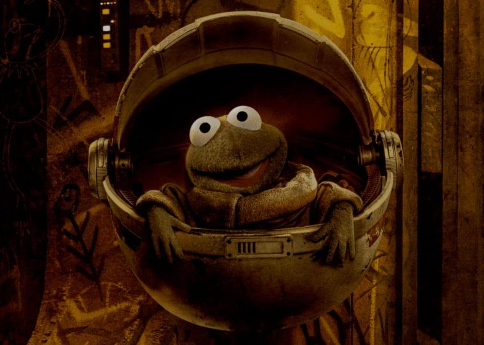 I Muppet protagonisti degli show Disney+ nei poster parodia