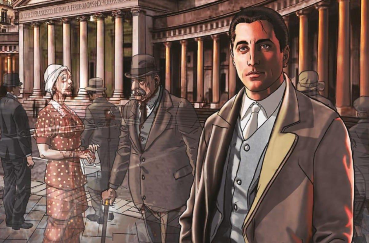 Il commissario Ricciardi: novità 2021 del personaggio Bonelli