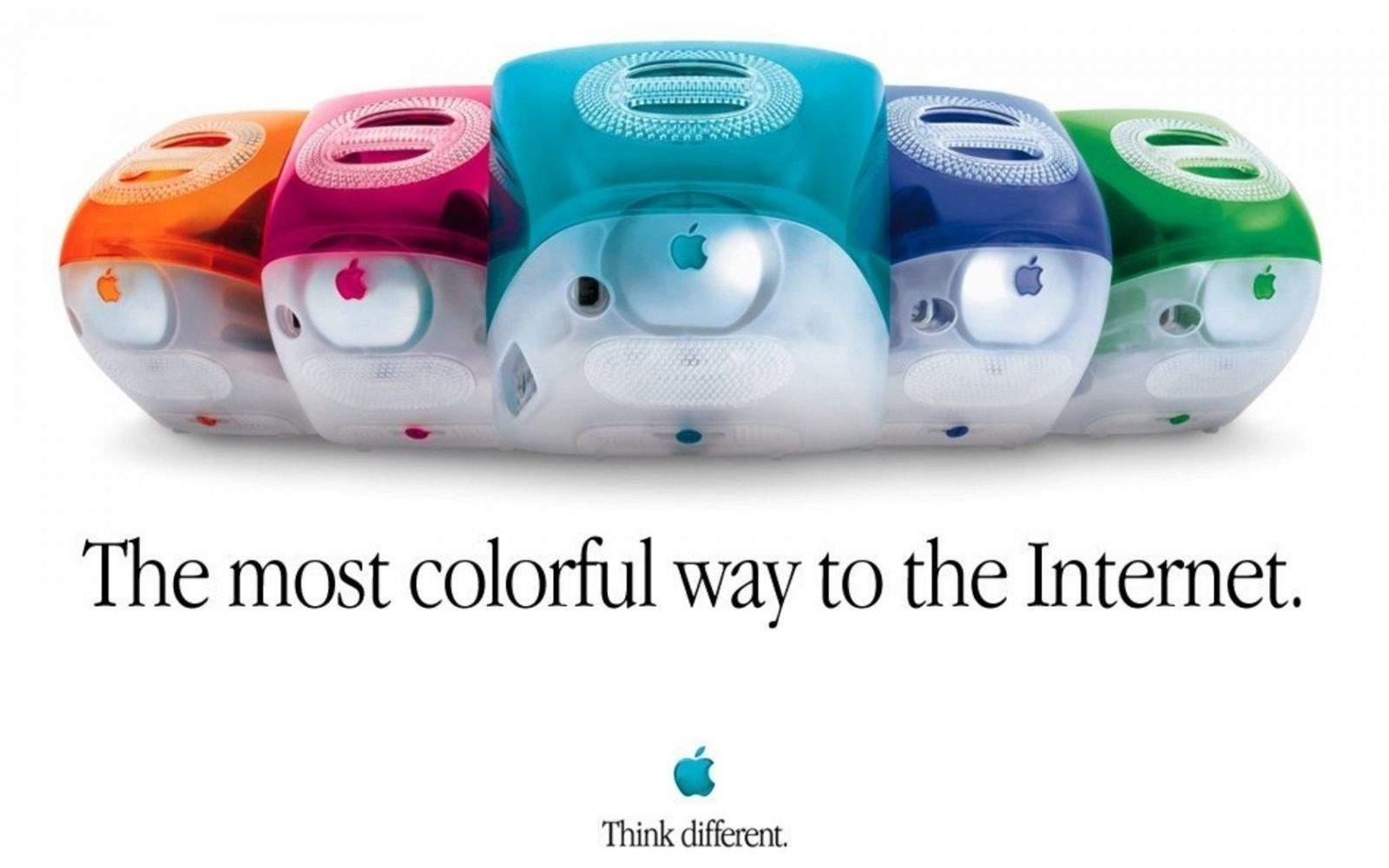 Apple, ritorno alle origini per i nuovi iMac: saranno disponibili in più colori?