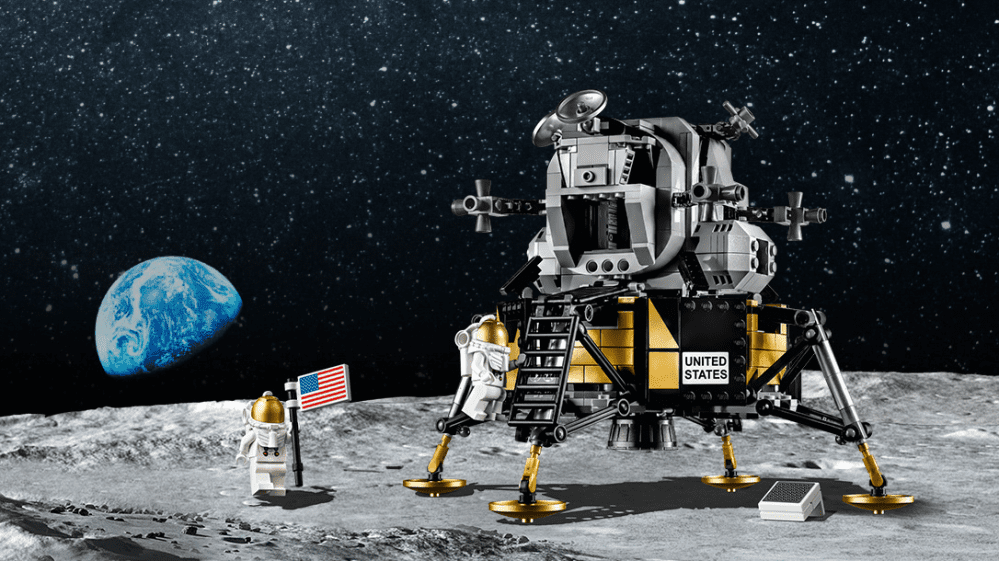 LEGO Out of this World Space Builds