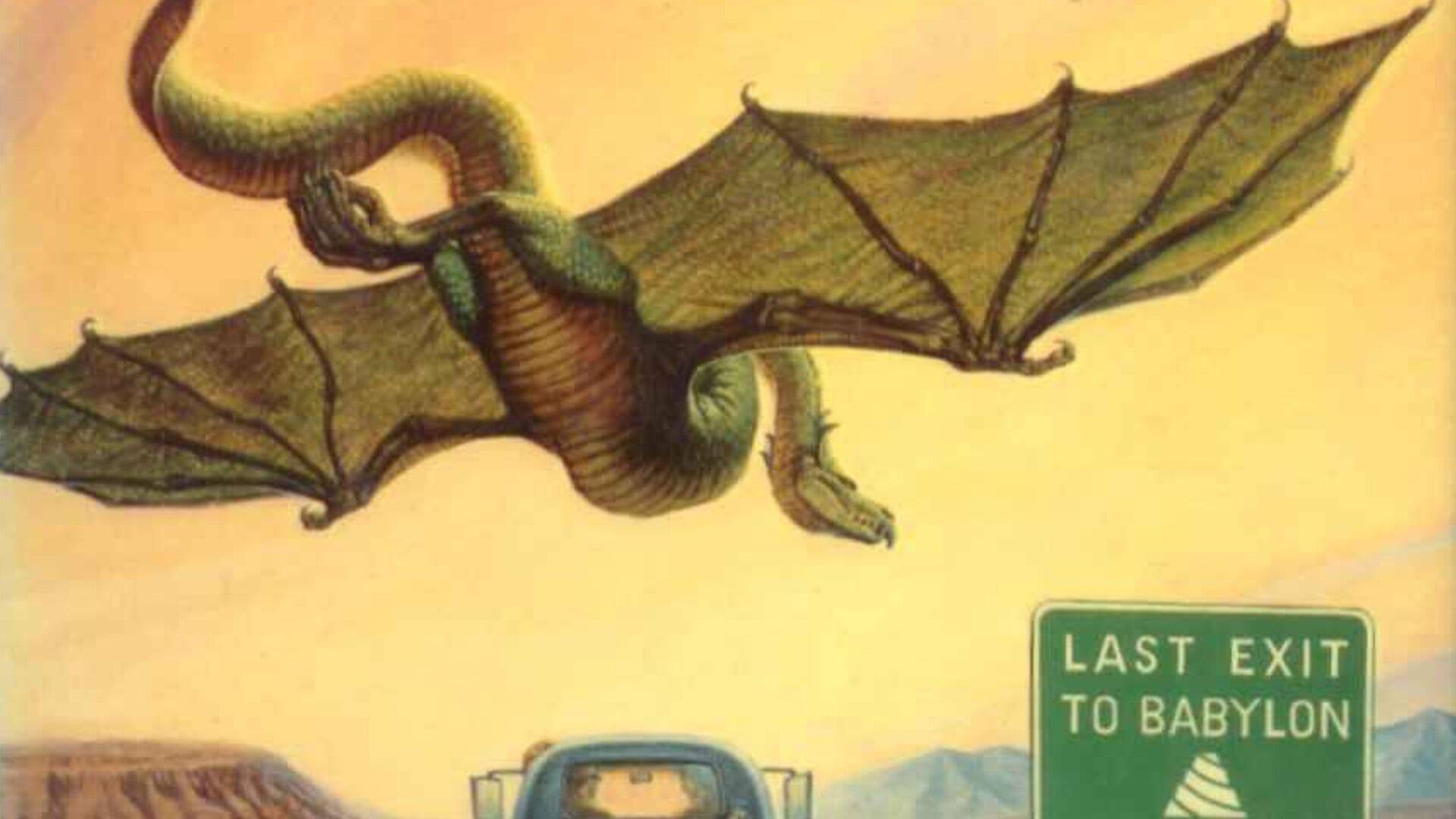 Roadmarks: George R.R. Martin adatterà il romanzo di Zelazny per HBO
