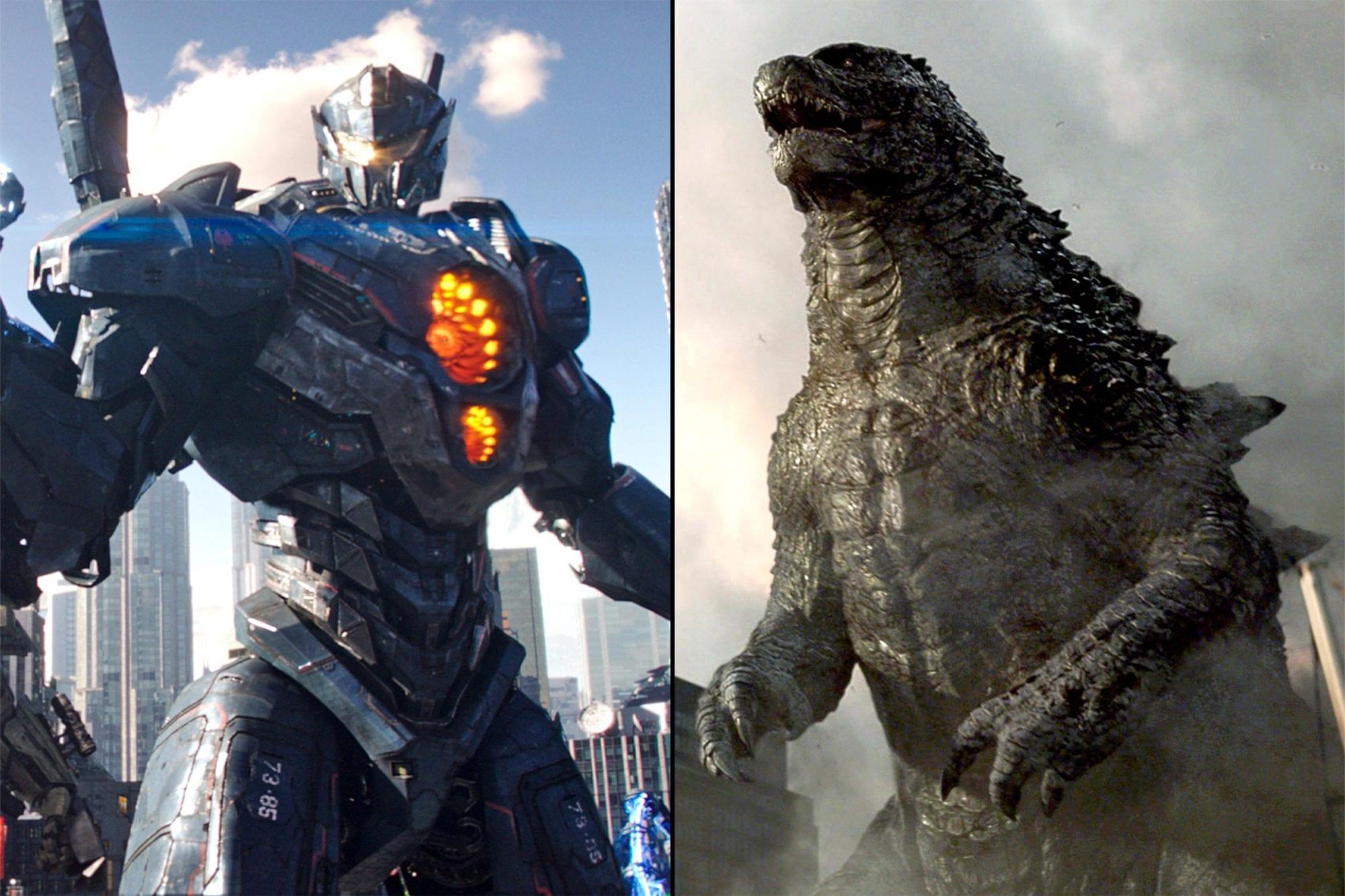 Pacific Rim: Guillermo Del Toro vorrebbe un crossover con Godzilla