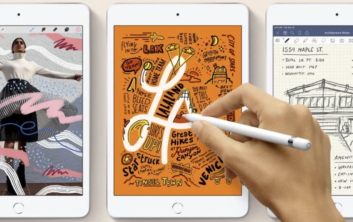 """iPad Mini 2021: """"arriva a fine 2021 e avrà uno schermo più grande"""""""
