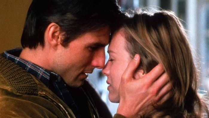 scene d'amore film, jerry maguire