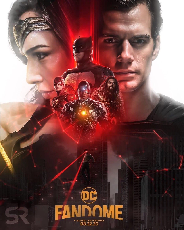 Justice League Snyder Cut: rivelati i titoli dei primi due capitoli