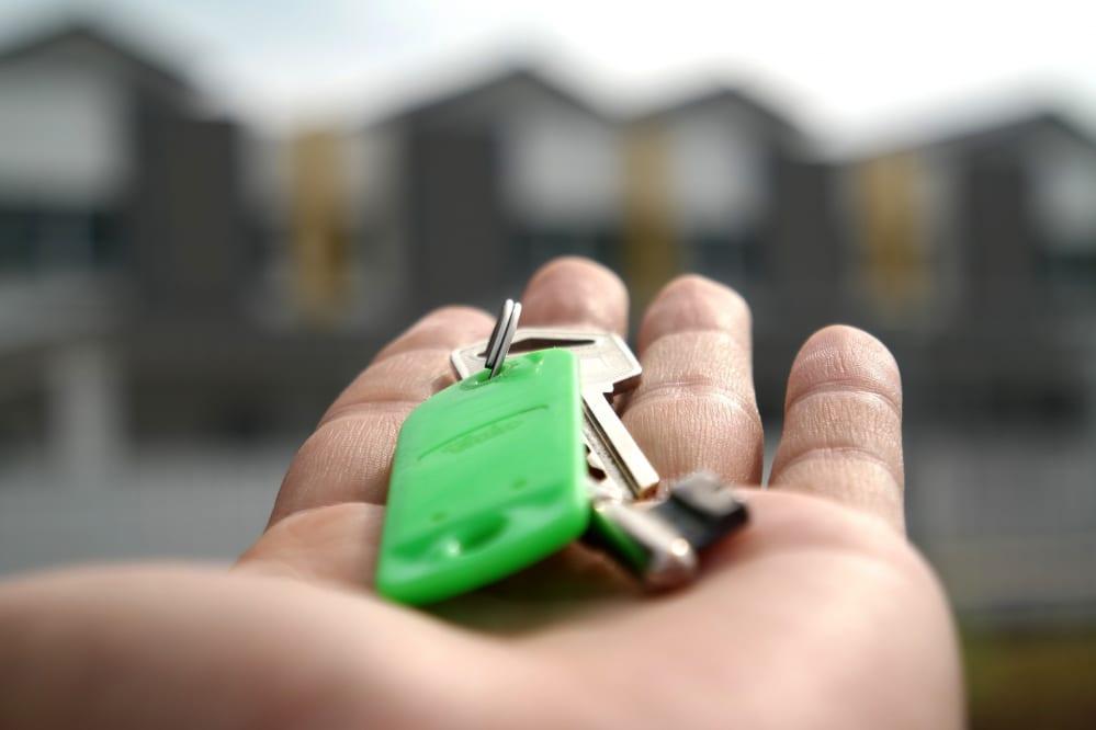 consegna chiavi