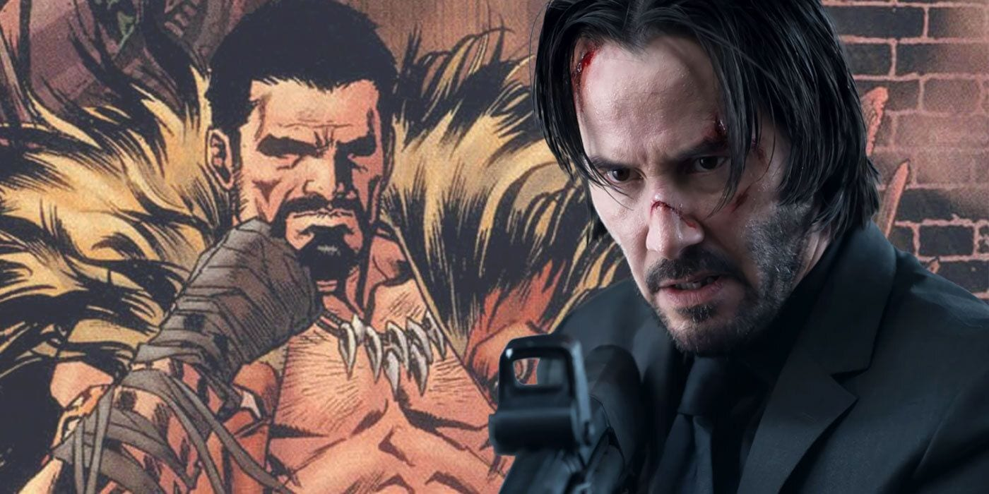 Keanu Reeves sarà Kraven in uno spin-off di Spider-Man? (rumor)