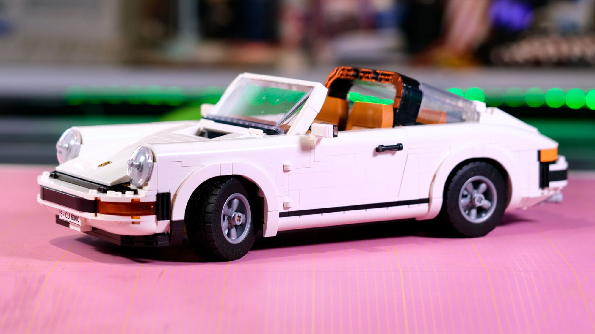 LEGO Porsche 911, la recensione