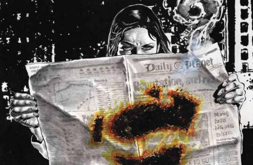 Loise Lane: nemica del popolo, la maxiserie in un unico volume