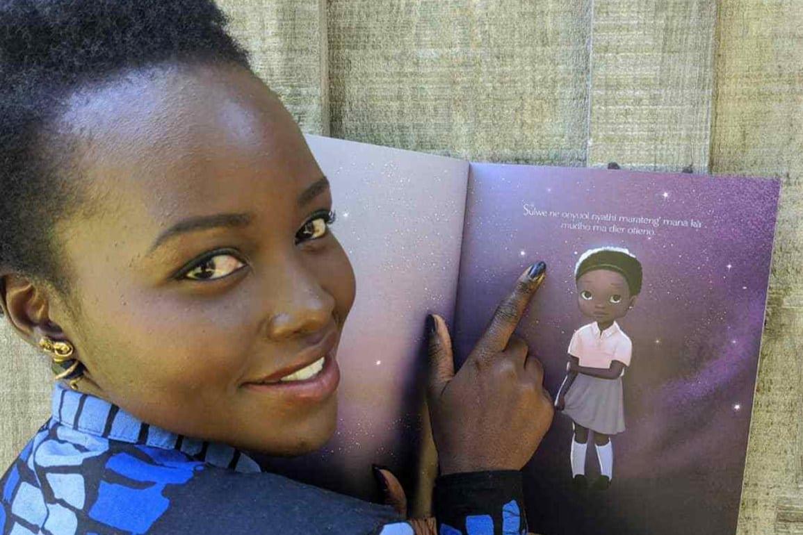 Lupita Nyong'o: il suo libro per bambini diventerà un musical di Netflix