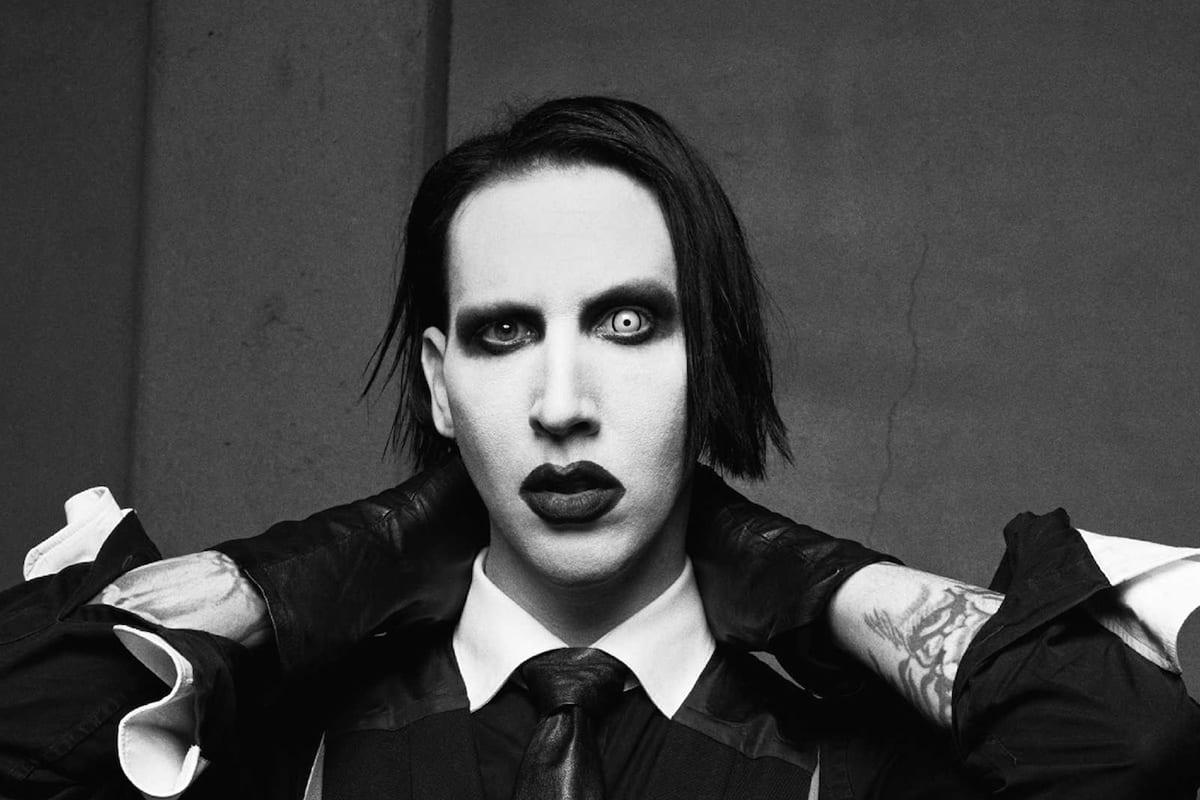 Marilyn Manson non sarà più in American Gods e Creepshow