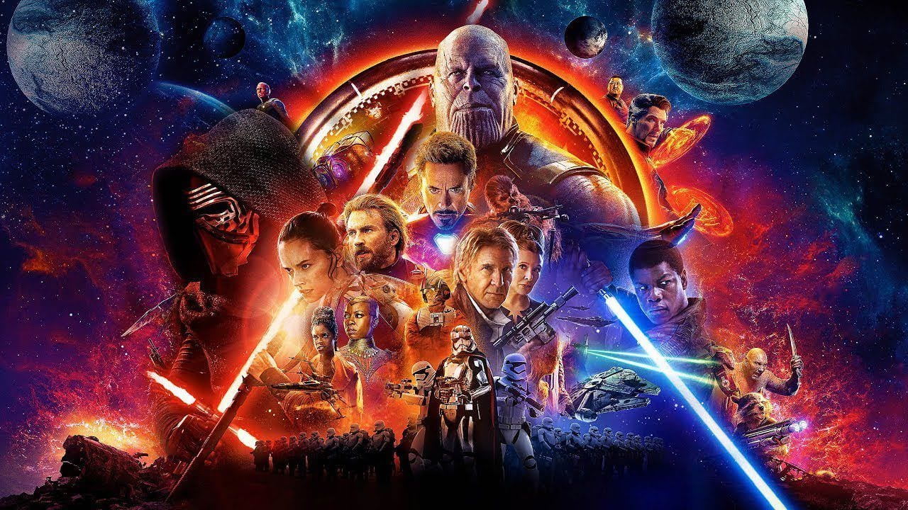 """Marvel e Star Wars: ci sarà mai un crossover? Kevin Feige: """"Non ce n'è motivo"""""""
