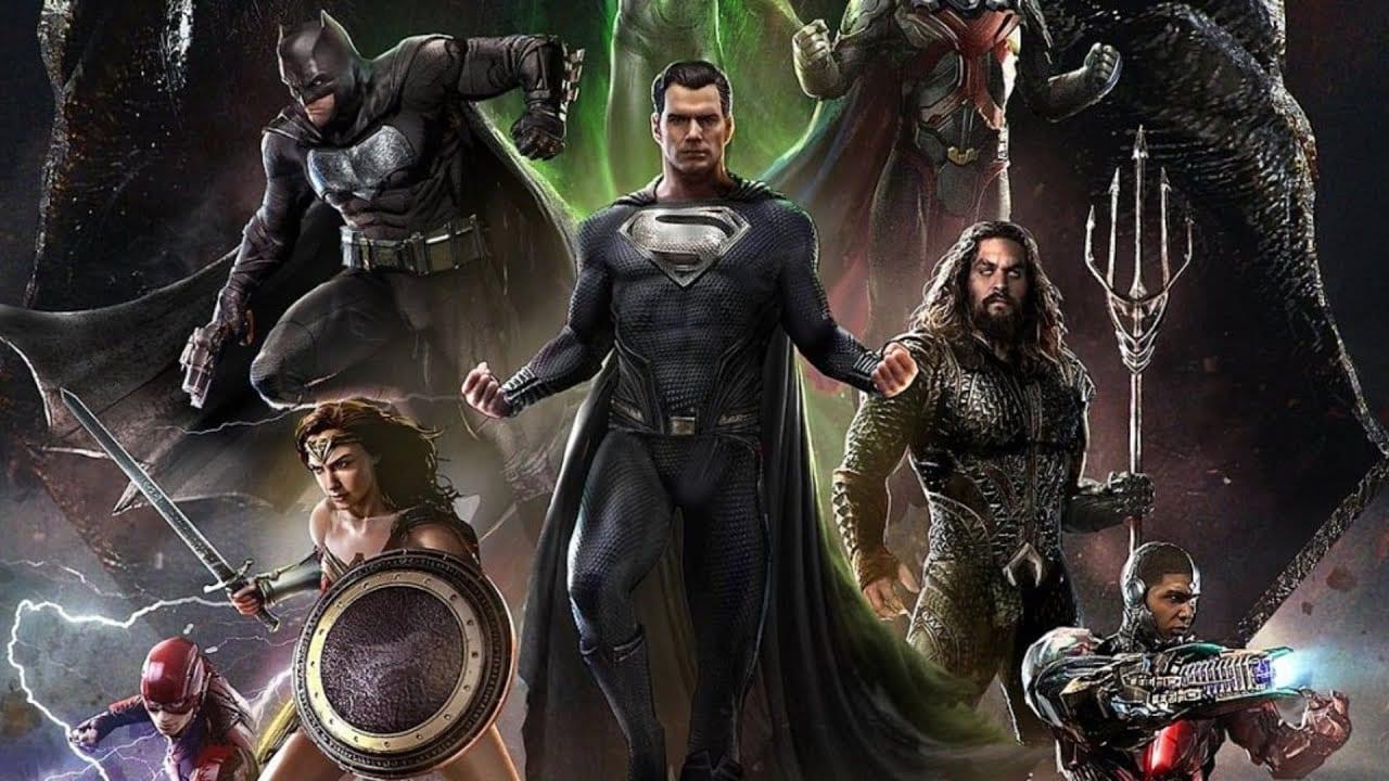 Justice League Snyder Cut arriva in Italia il 18 marzo in esclusiva digitale