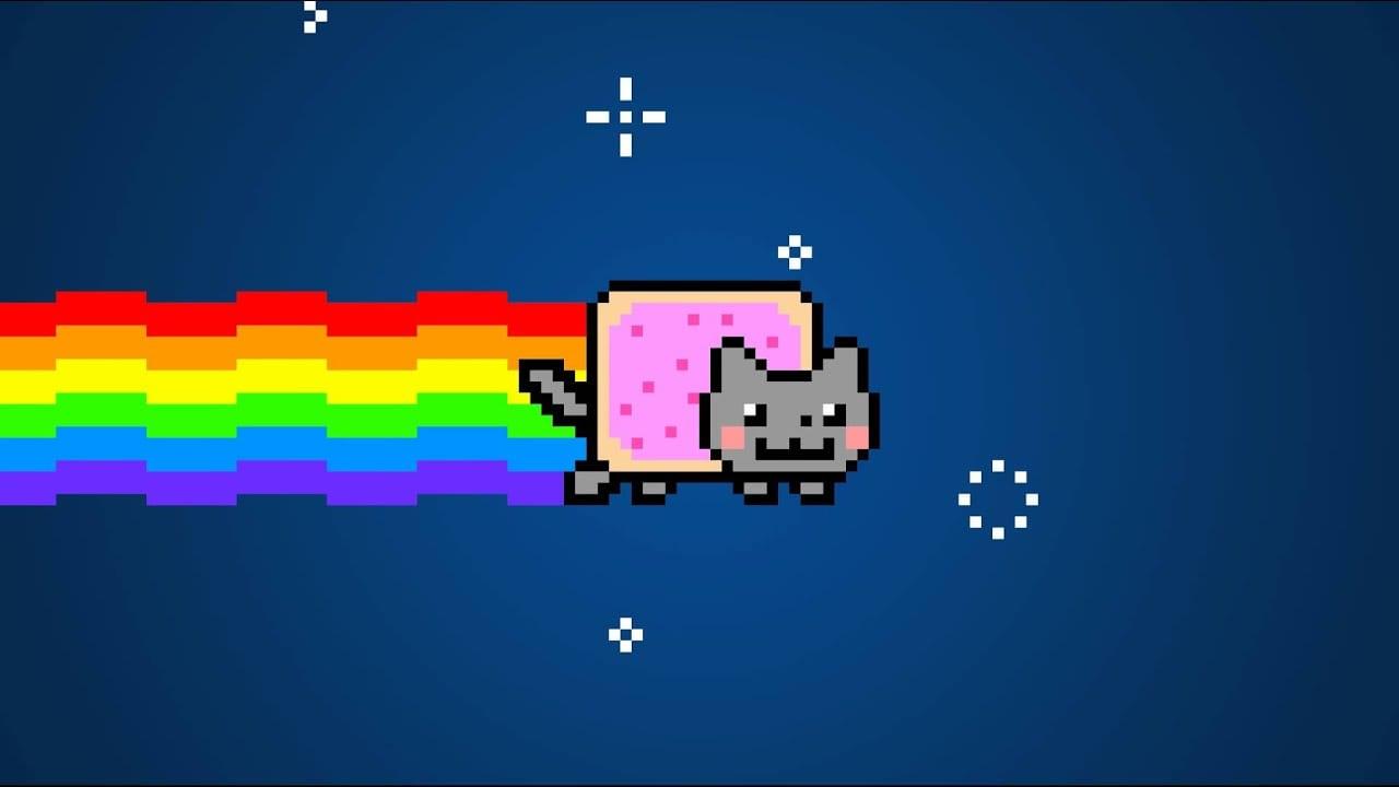 Venduto Nyan Cat, un meme da più di 600.000 dollari