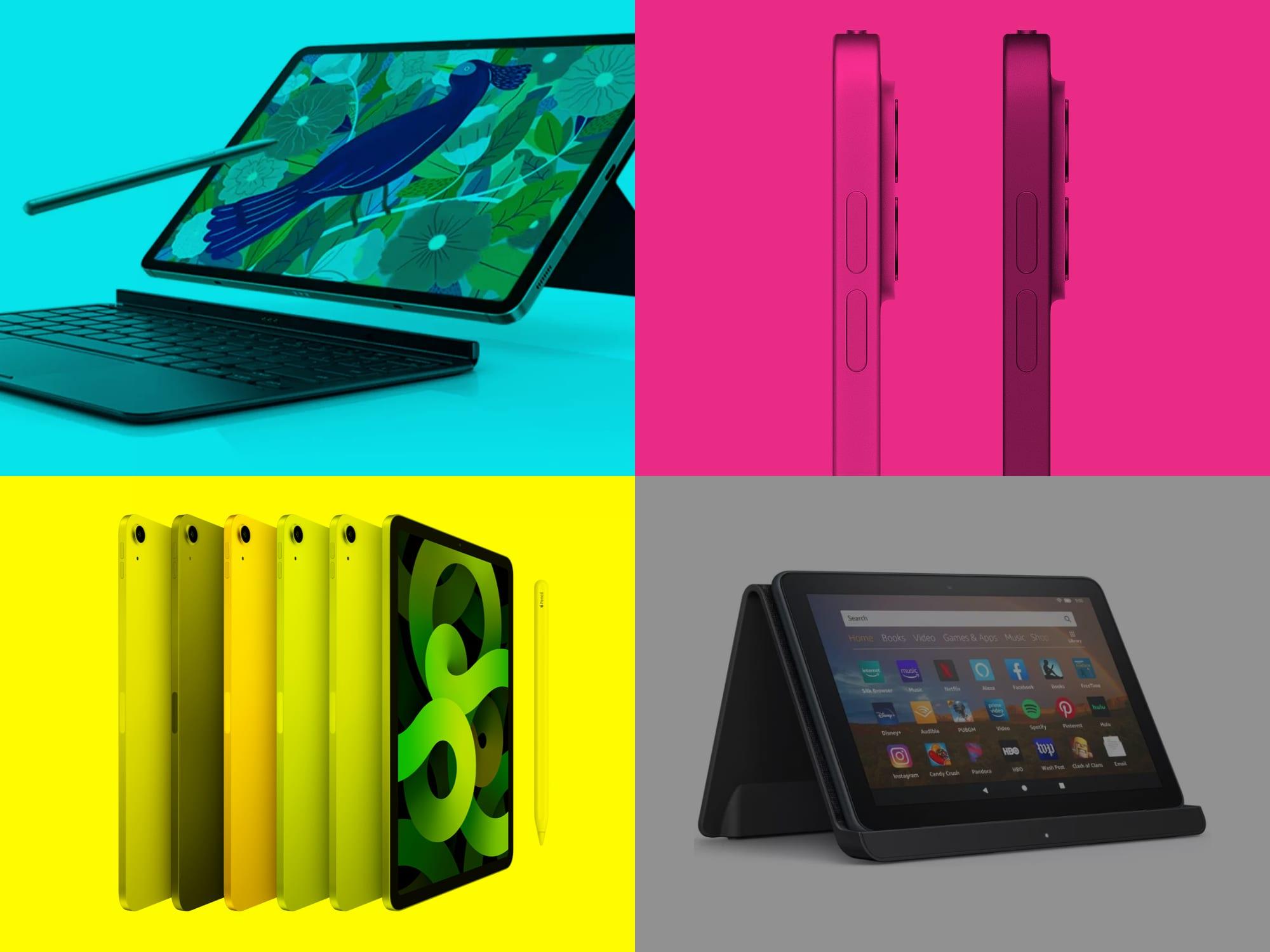 I migliori tablet del 2020/2021