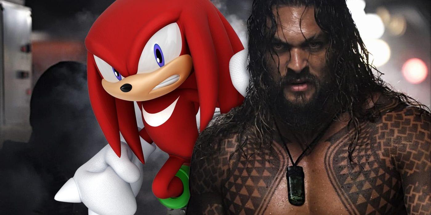 Sonic the Hedgehog 2: Jason Momoa nel cast del film? (rumor)