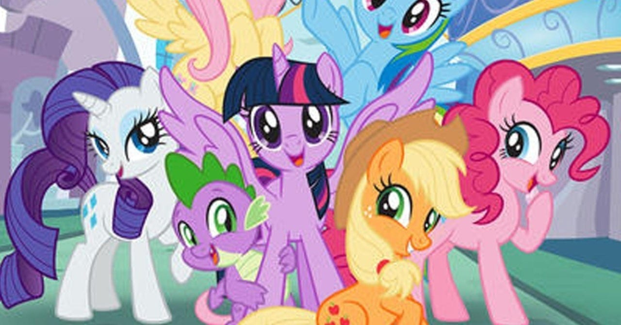 My Little Pony: il film salta i cinema e debutta su Netflix