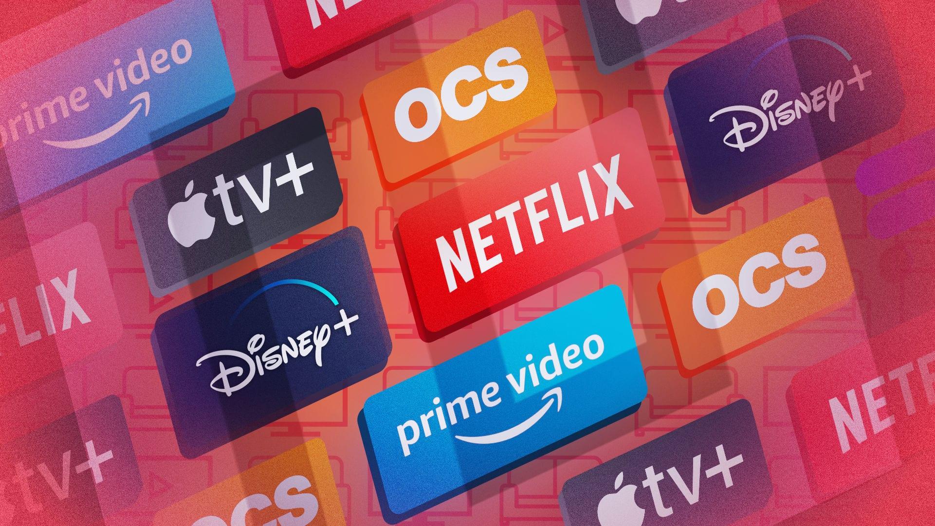 Netflix ha perso il 9% del mercato, la concorrenza inizia a farsi sentire