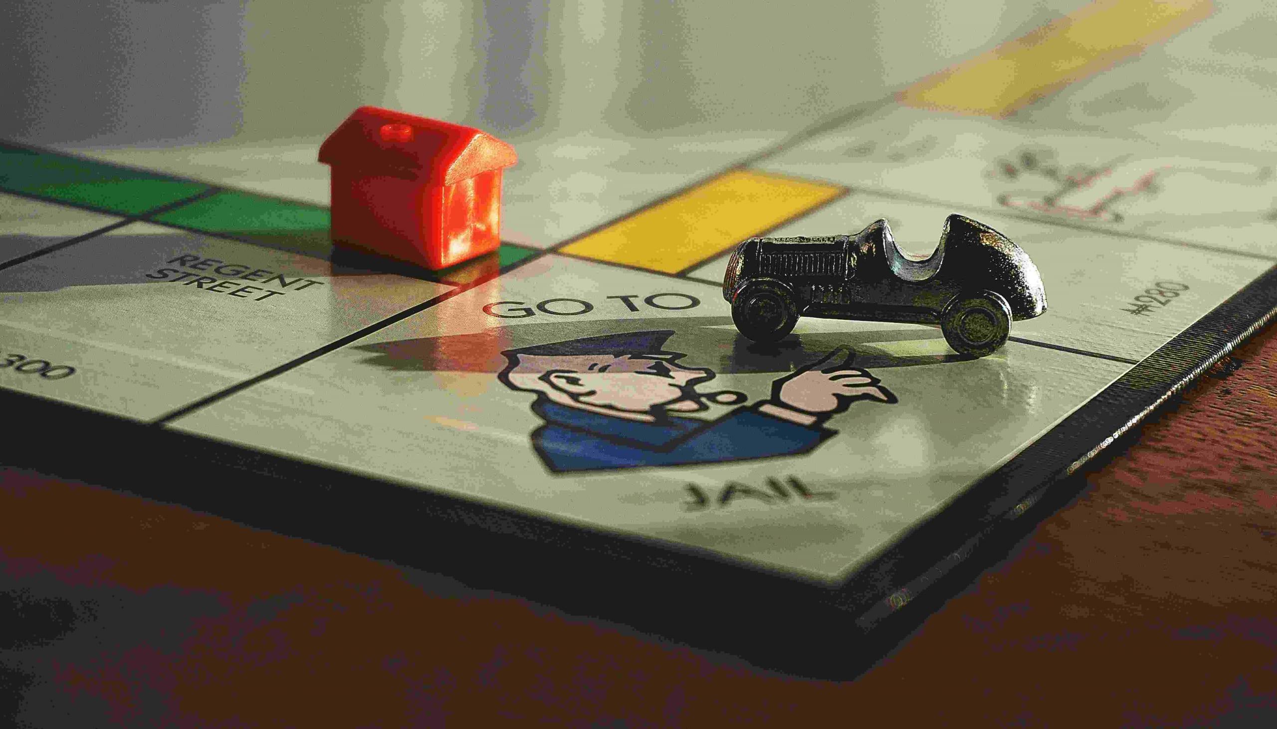 monopoly prigione