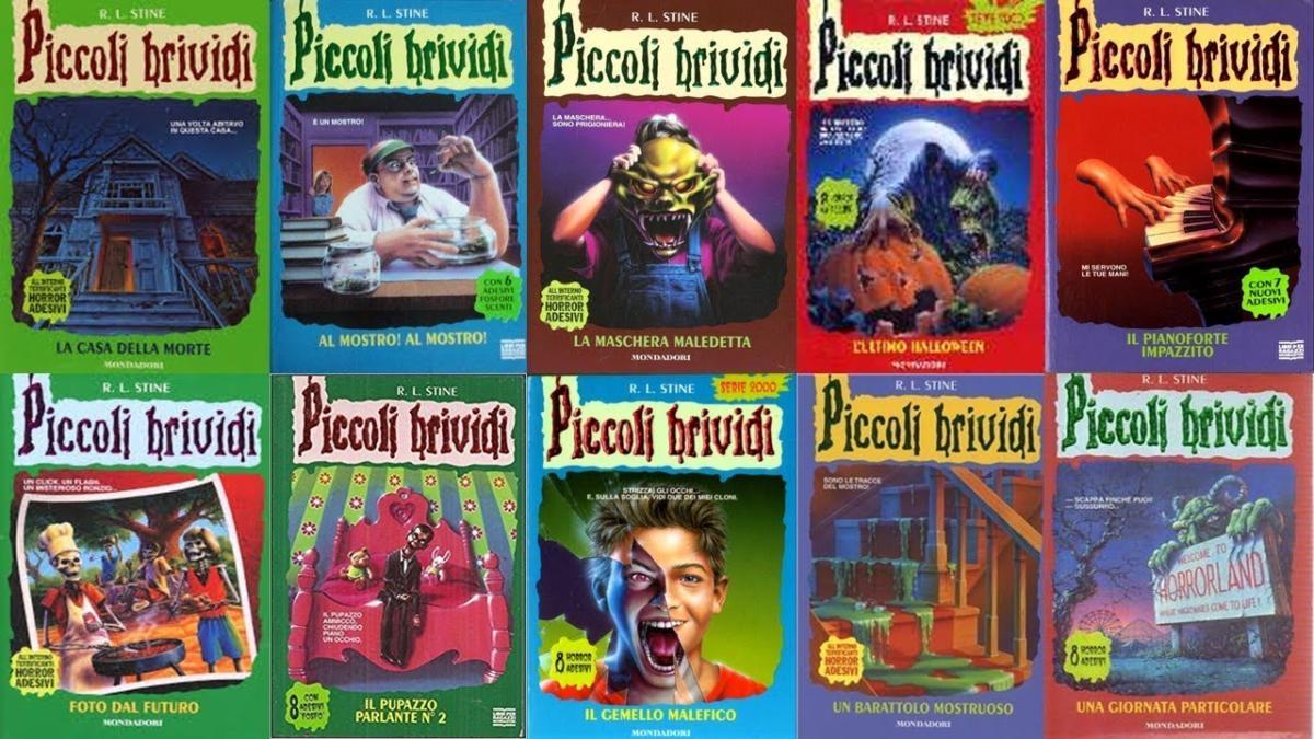 Piccoli Brividi: in uscita un libro dedicato alle copertine della serie horror