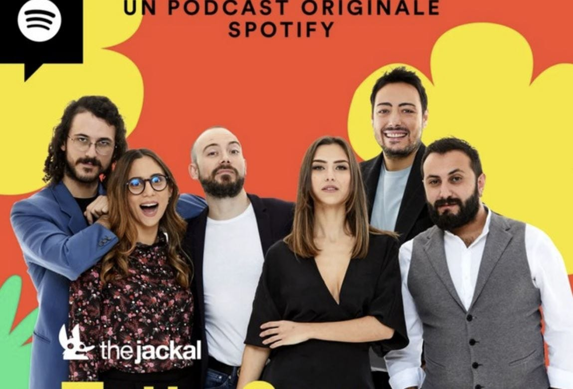 Spotify ha presentato il primo podcast originale in italiano