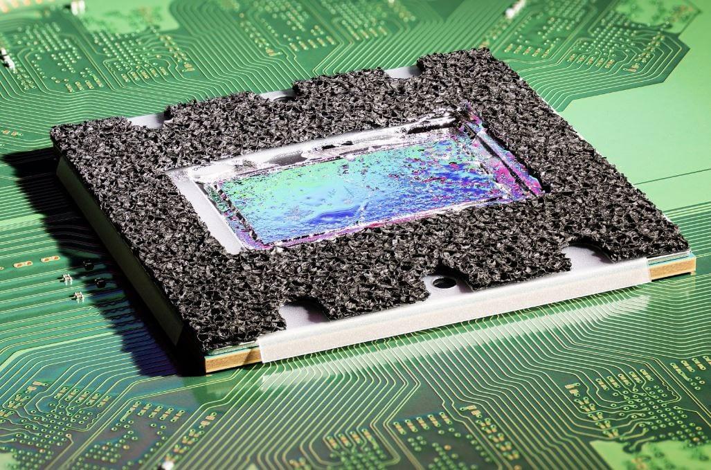 Playstation 5: i chip della console si mostrano per la prima volta in alcuni scatti spettacolari