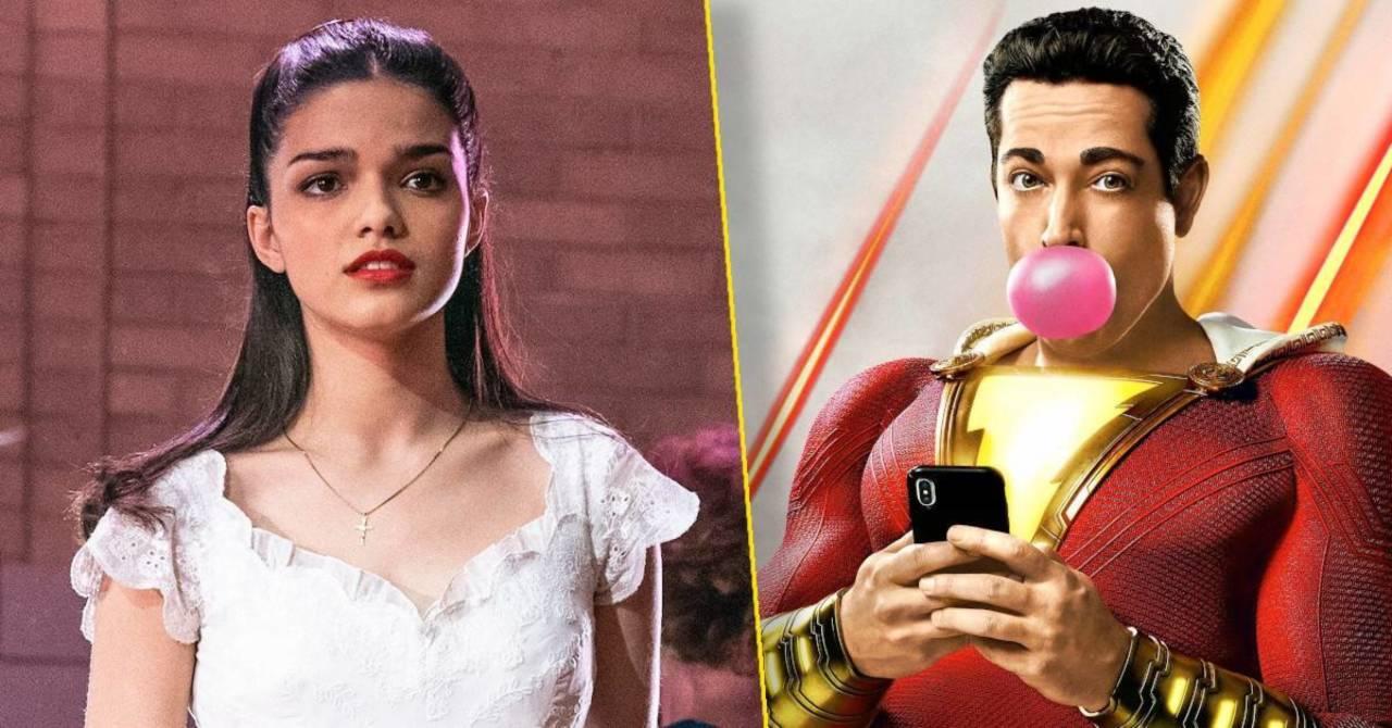 Shazam: Fury Of The Gods - Rachel Zegler entra nel cast