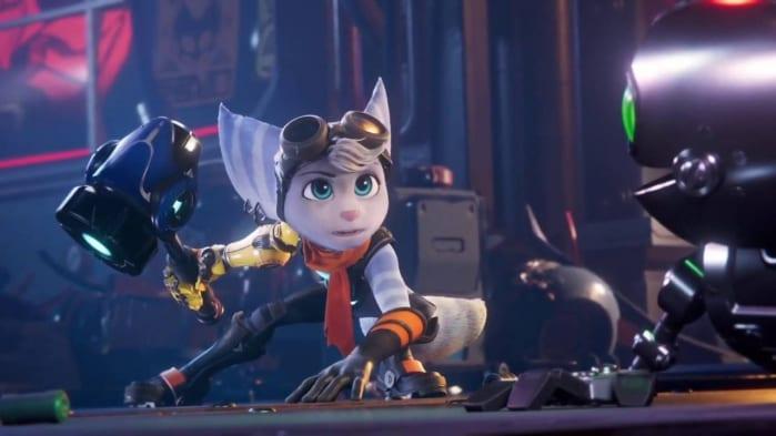 Ratchet and Clank rift apart videogiochi più attesi 2021
