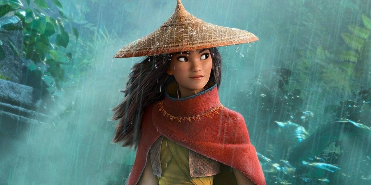 Raya e l'ultimo drago: il nuovo spot del film Disney