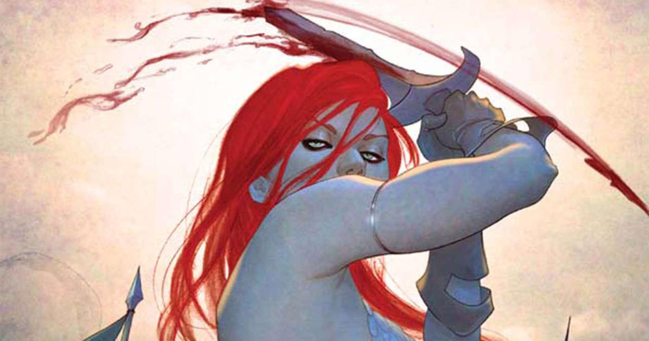 Red Sonja: la showrunner di Tomb Raider, Tasha Huo nel progetto