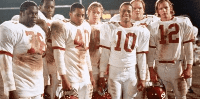 remember-the-titans, film sportivi disney+