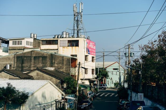 area residenziale Taiwan