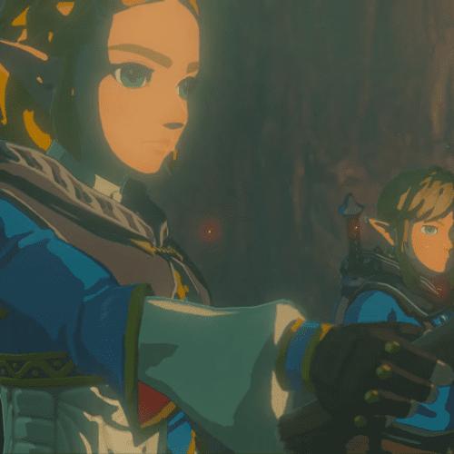 The Legend of Zelda Breath of the Wild Sequel giochi più attesi 2021