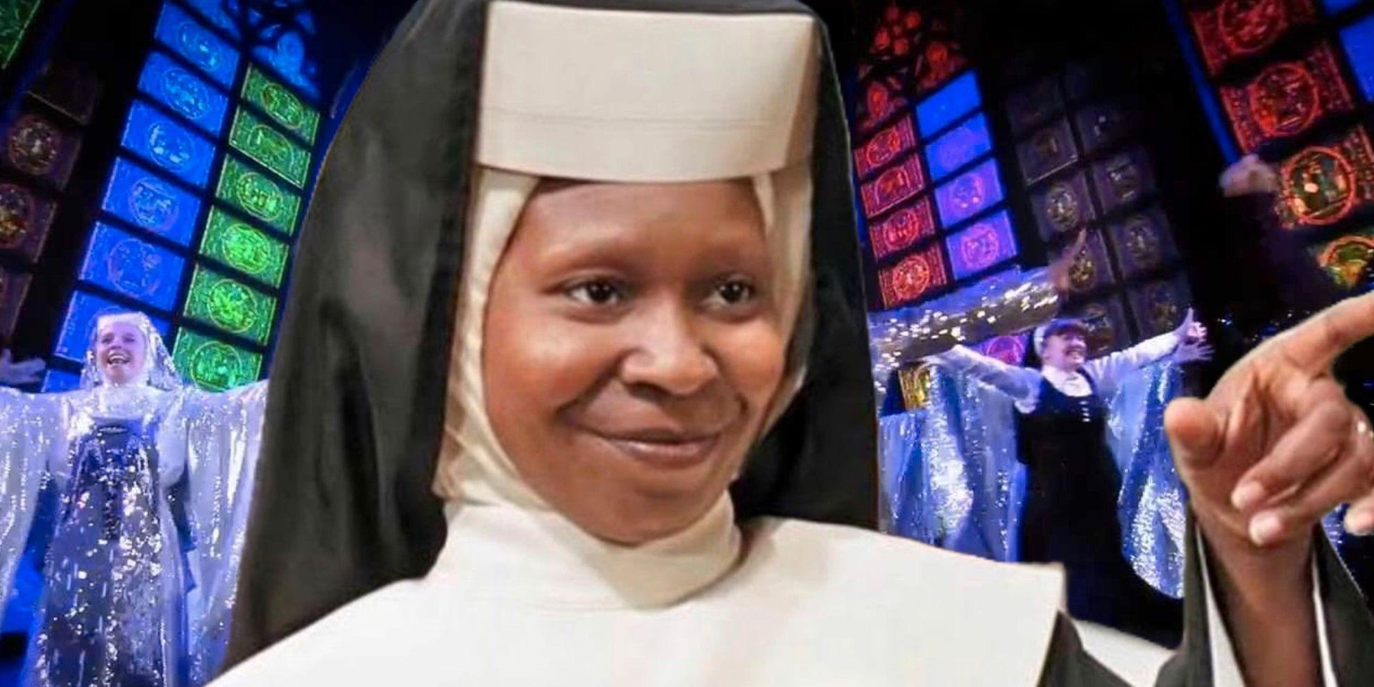 Sister Act, il musical non avrà più Whoopi Goldberg come protagonista