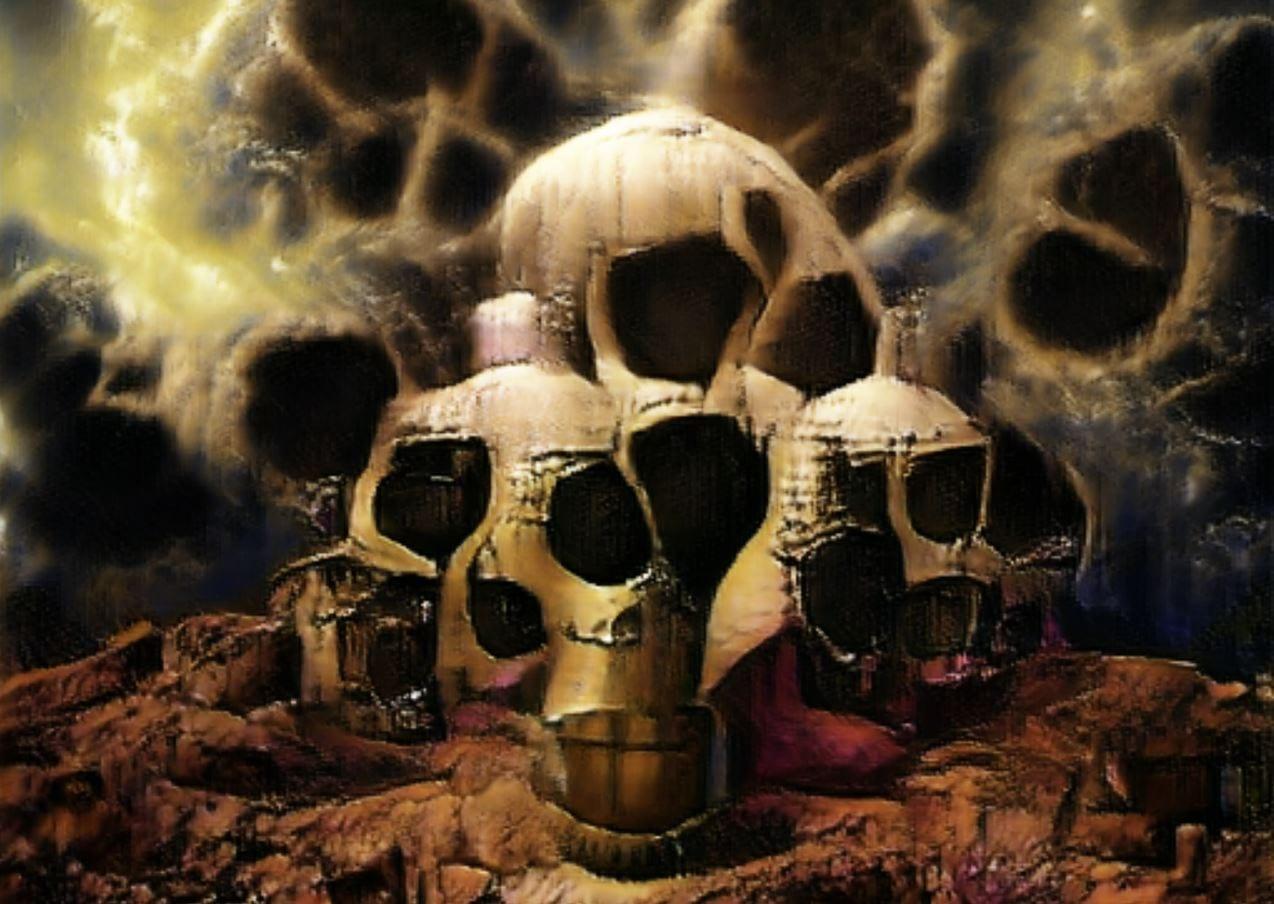 L'intelligenza artificiale che inventa band metal che non esistono: viva gli Evil Chicken