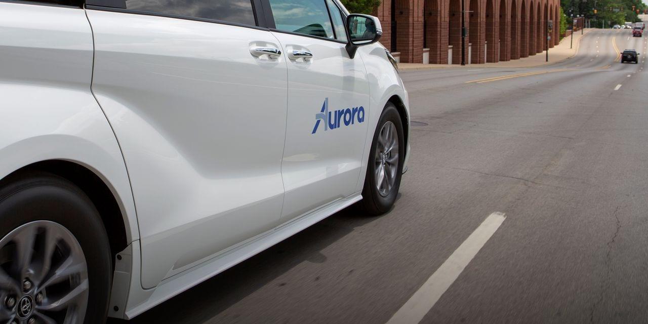 Aurora compra un'altra azienda LIDAR per creare auto a guida autonoma