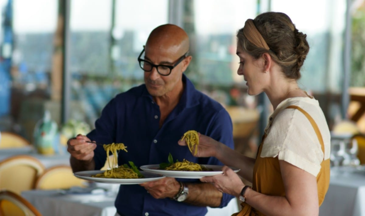 Stanley Tucci: Searching for Italy, l'attore racconta il Bel Paese