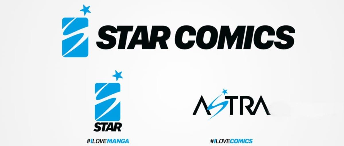Star Comics rinnova il logo e lancia due nuove etichette