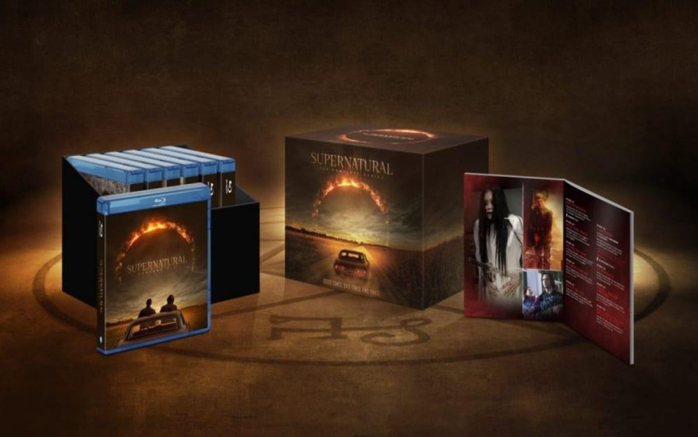 Supernatural: l'intera serie sarà disponibile in un cofanetto da collezione